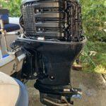 motore Mercury 100 cv. 4 tempi - 2012
